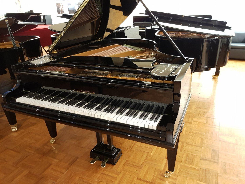 bechstein grand piano a 185 gebraucht von piano fischer. Black Bedroom Furniture Sets. Home Design Ideas