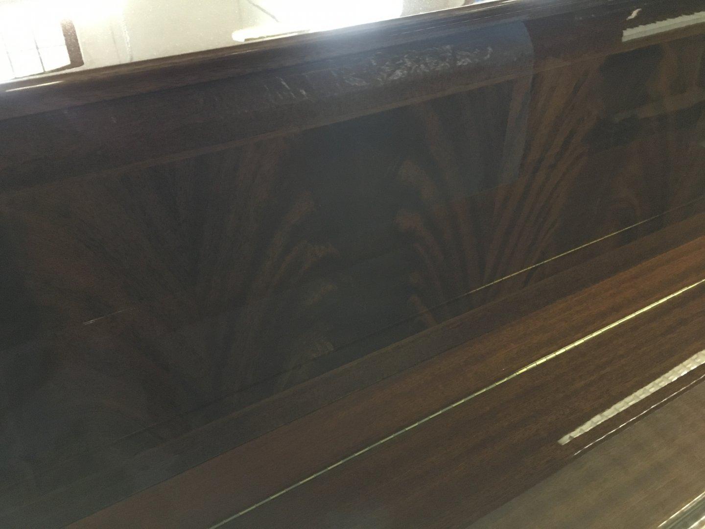 Sauter 120 von 1984 in Mahagony glossy