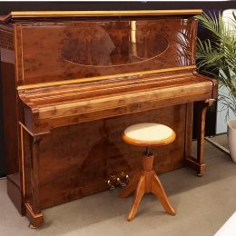 Seiler 128 von 1990 in Yew Wood glossy