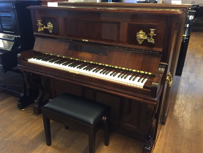 - Andere Marke - Erard 138 Piano von 1911 in Rosewood matt